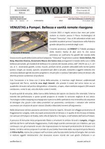 thumbnail of W D'ANTONIO Venustas a Pompei