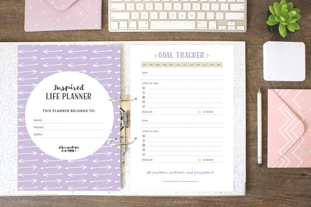 Get Organised With This Free Printable Weekly Planner