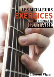 meilleurs exercices doigts guitare