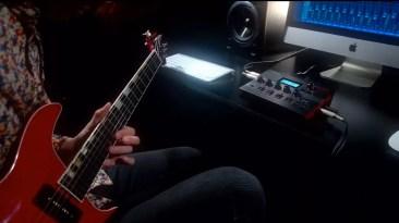 apprendre la guitare en ligne possible