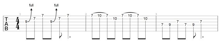 licks plan guitare solo tuto impro cours apprendre jouer facile