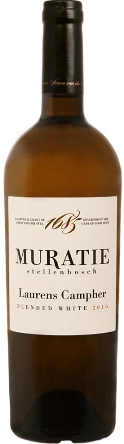 Muratie Premium Range – Laurens Campher  – Blend