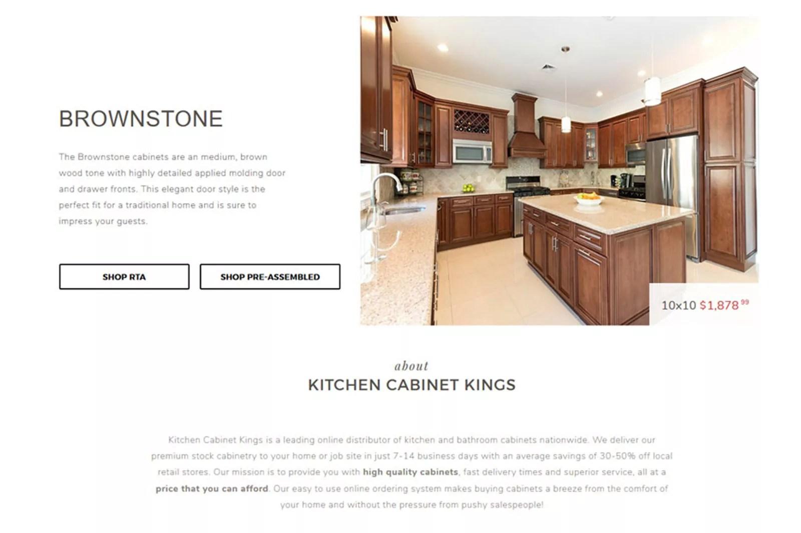 Kitchen Cabinets Kings Best Kitchen Gallery | Rachelxblog off white ...