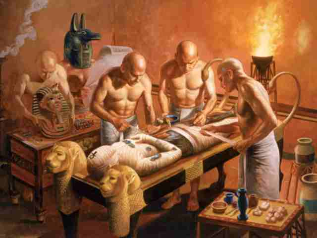 Ancient Egypt Mummies secrets & facts | Mummification in ancient Egypt