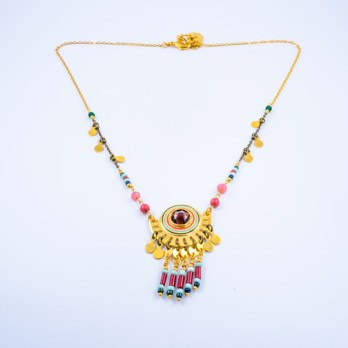 Collier Pampilles Herval
