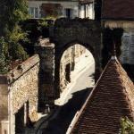Porte de Nointel de la ville de Clermont de l'oise