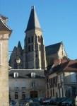 Église Saint Samson de la ville de Clermont de l'Oise