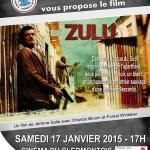 BIBLIOTHEQUE - 20150117 - AFFICHE FILM - ZULU - 670px