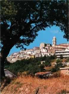Vu de Chiaramonte