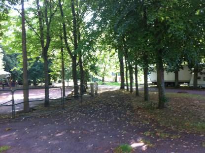 Parc du Châtelier de la ville de Clermont de l'oise