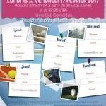 Stages sportifs pour les jeunes de Clermont, 8 à 11 ans, du lundi 13 au vendredi 17 février 2017
