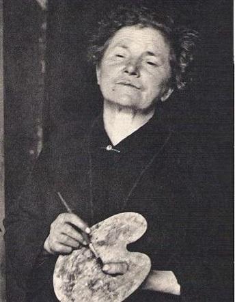 Séraphine Louis (Séraphine de Senlis)