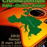Concert de Printemps 2015 - Harmonie Municipale de Clermont, samedi 21 mars 2015 - Clermont (Oise)