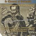 [Conférence] Les Bourbons et le passé protestant de Clermont en Beauvaisis, samedi 18 octobre 2014 - Clermont (Oise)