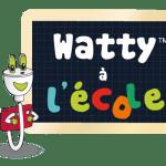 Watty™ à l'école - Clermont (Oise)