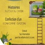 Autour du jardin, mardi 22 avril 2014 - Clermont Oise