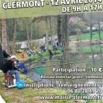 Concours de pêche, samedi 12 avril 2014 - Clermont Oise