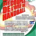 Finales des coupes de l'Oise de Handball - Clermont Oise