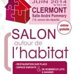 Salon autour de l'habitat, samedi 28 et dimanche 29 juin 2014 - Clermont Oise