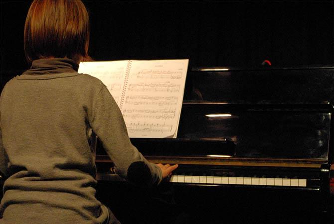 Audition piano, guitare et batterie de l'Atelier musiCAL - Clermont Oise