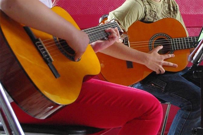 CAL - Audition guitare, mardi 2 et mercredi 3 juin 2015 - Clermont Oise