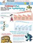 Vacances d'Automne 2015 pour les 3-11 ans, du 19 au 30 octobre - Clermont Oise