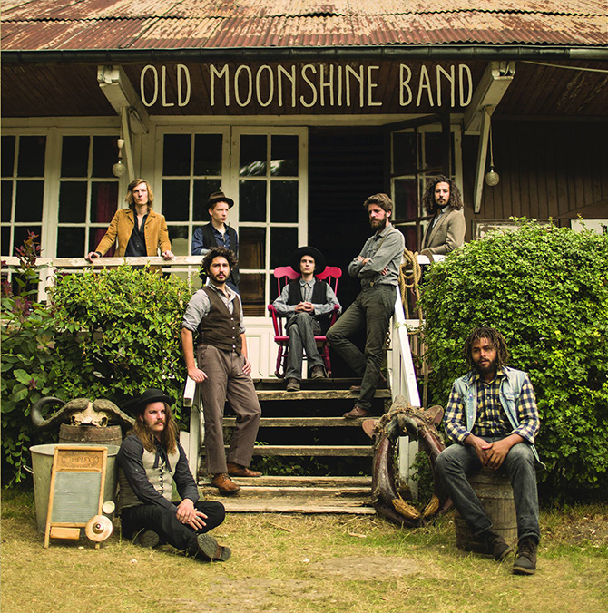 Old Moonshine Band