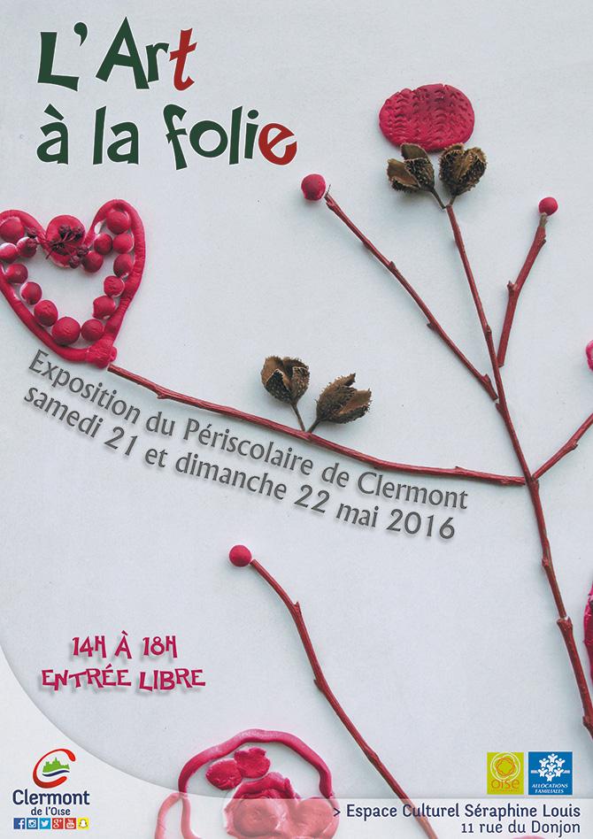 Exposition-L-Art-a-la-Folie-Periscolaire-de-Clermont