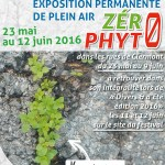 Exposition permanente de plein air Zero Phyto