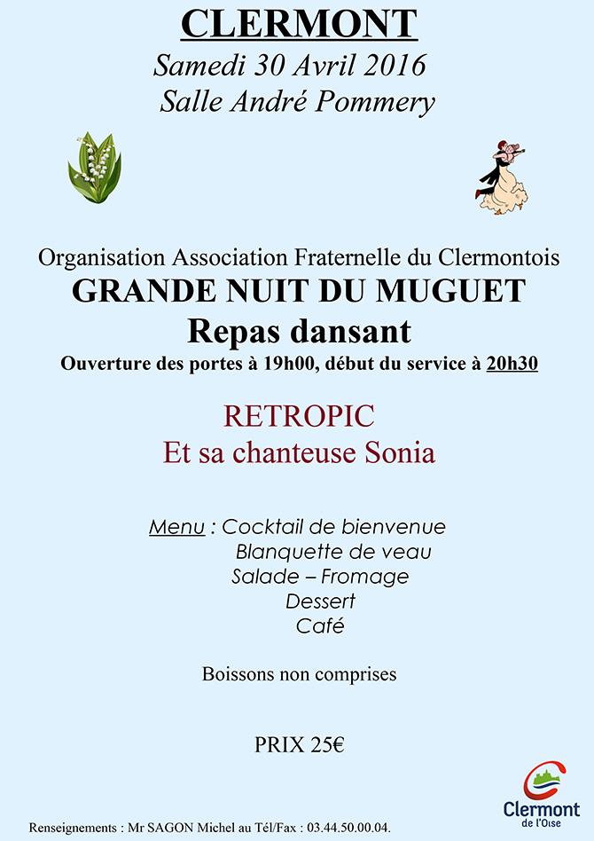 L-Association-Fraternelle-du-Clermontois-organise-la-Grande-Nuit-du-Muguet-un-repas-dansant-le-Samedi-30-Avril-2016-Salle-des-Fetes-Andre-Pommery-a-partir-de-19h