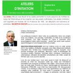 Picardie en Ligne/Point Cyb Clermont (Oise) - Ateliers de septembre à décembre 2016