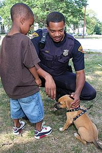 Division of Animal Care   Control   City of Cleveland Animal Control Police and Puppy
