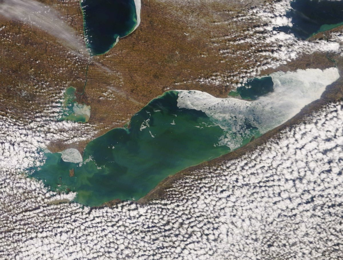 Great Lakes Region Warming Faster Than Rest Of U S