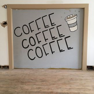 Coffee shop has more in store than a hot cuppa joe