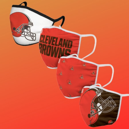 Browns Mask Affiliate Promo 2020