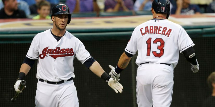Former Cleveland Indians player Yan Gomes, Asdrubal Cabrera are now World Series champions