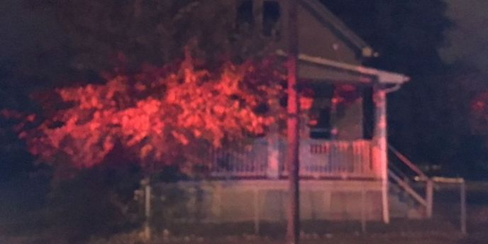 "Cleveland crews put out ""intense flames"" in house"