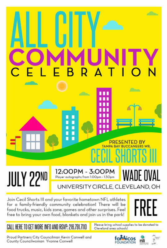 All City Community Celebration