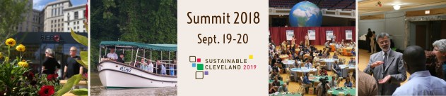 2018 Sustainable Cleveland Summit @ Cleveland Public Auditorium  | Cleveland | Ohio | United States