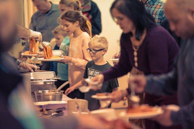 DSCDO Annual Meeting + Spaghetti Dinner @ Our Lady of Mount Carmel School (Gym)