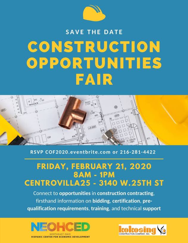 Construction Opportunities Fair @ Centrovillas25