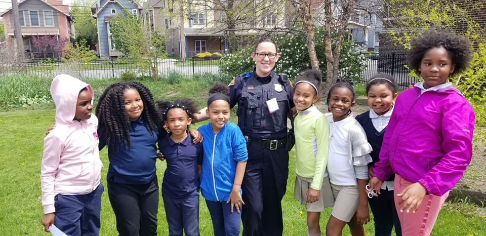 The 2nd District Community Engagement Officers