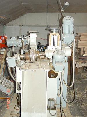 Used Renzo Borgonovo Compo I Embossing Press Used