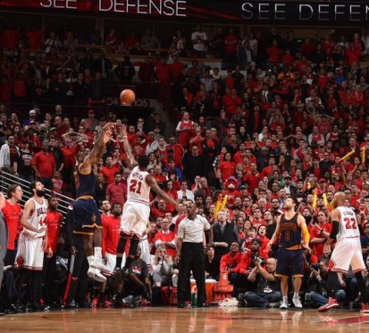 ALL IN – TOGETHER – Can #Cavs Fans Embrace The Concept After Game #4?