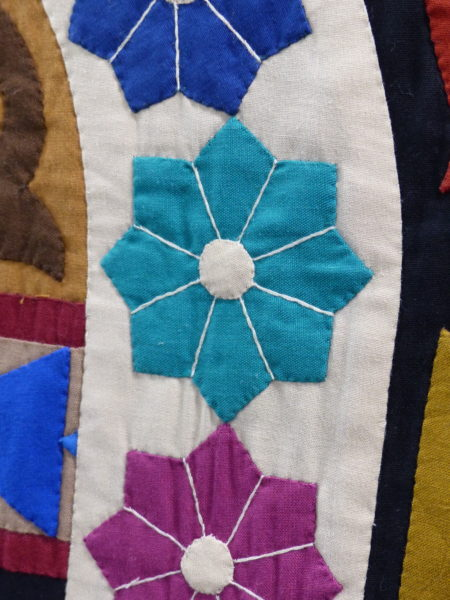 Tentmakers of Cairo at Quilt Encounter 2017, detail