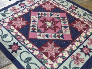 fabric panels for quilting