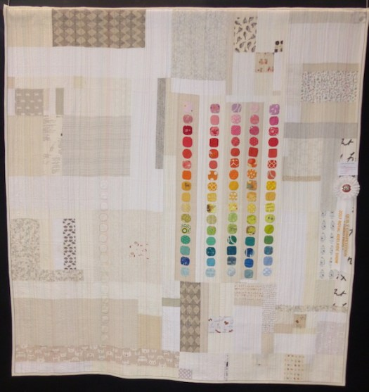 Royal Adelaide Show quilts 2017, modern
