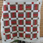 free motion quilting using baking paper tutorial