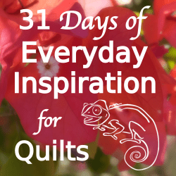 31 Days of Quilt Inspiration