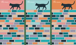Sunset Wall quilt design